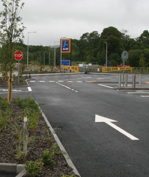 Aldi Retail Food Store, Kenmare, Co. Kerry
