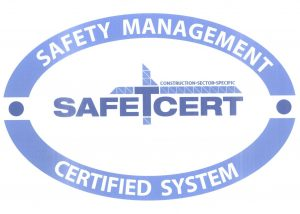 Safe-T-Cert Rugby Logo