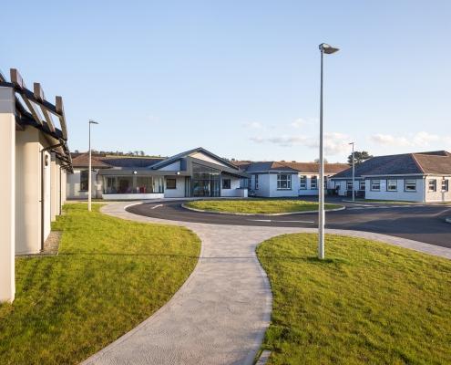 Cork University Hospital – Interim Acute Medical Unit - Murnane O'Shea